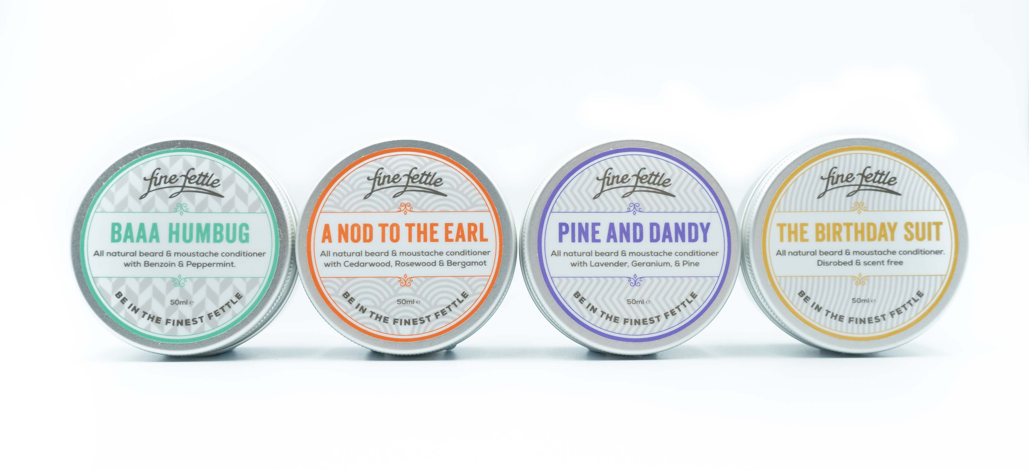 The Fine Fettle Range