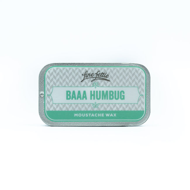 finefettle baaa humbug beard conditioner