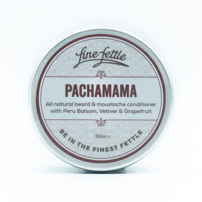 finefettle pachamama beard conditioner