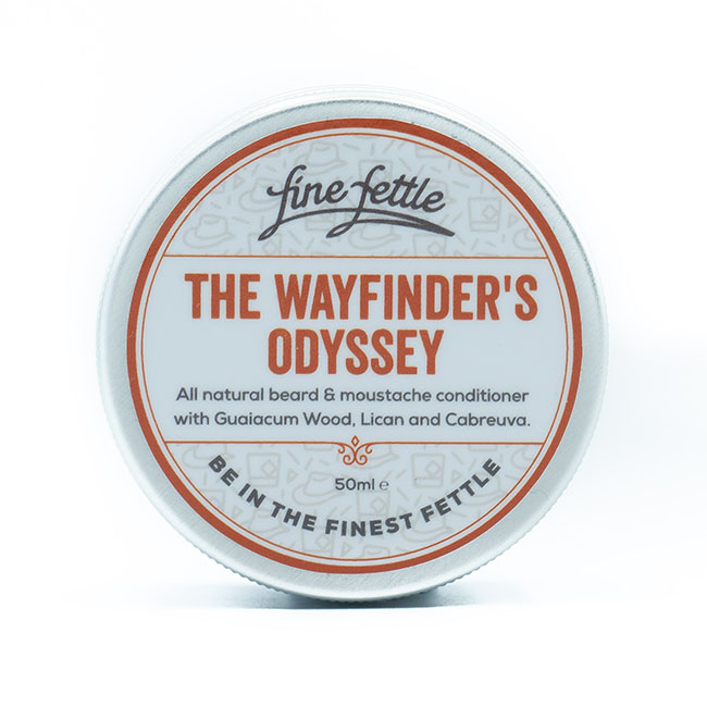 finefettle Wayfinder's Odyssey beard conditioner