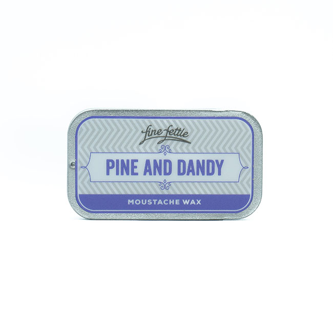 finefettle pine and dandy beard conditioner
