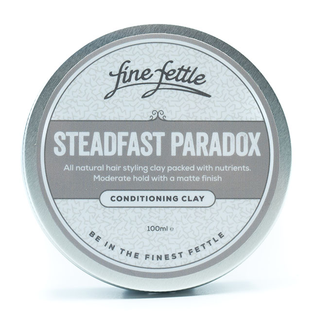 finefettle steadfast paradox conditioning clay